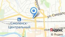 Автозапчасти-Скиф на карте