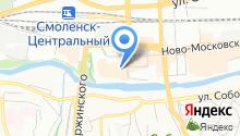 Магазин авточехлов на карте