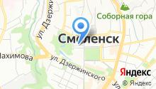 WebCanape на карте