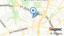Совет муниципальных образований на карте