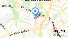 Общественная приемная депутата государственной думы федерального собрания РФ Комодского Б.О. на карте