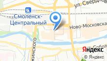 Аиша на карте