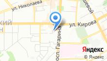 VIP салон на карте