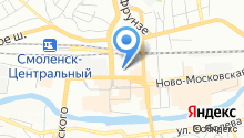 PODPOL`E на карте