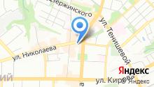 MILAN на карте