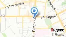 Адвокатский кабинет Апаршина М.И. на карте