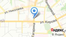 Адвокатская палата Смоленской области на карте