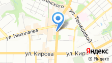 KOSMONAVT.RU на карте