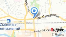ПрофOил на карте