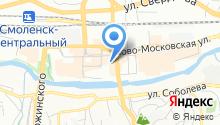 Handy на карте