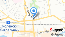 А4 на карте