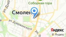 Trening67.ru на карте