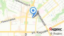 Адвокатский кабинет Перебейнос И.Е. на карте