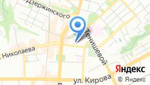 Адвокатский кабинет Петрова А.В. на карте