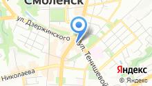 OtisEko на карте