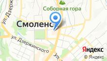 СДЮСШОР №3 на карте
