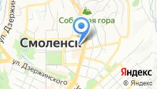 ADM tour на карте