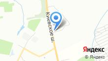 Городской авторынок на карте