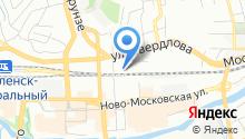АГРО-мАСТер на карте
