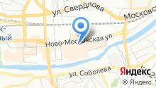 Mistore на карте