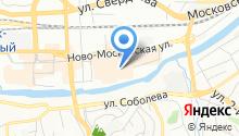 HomeComfort на карте