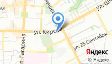 """""""Смоленская скважина"""" на карте"""