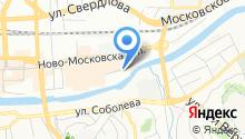 Rostteks на карте