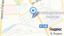 Авгур, ЗАО на карте