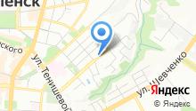 TIENS В СМОЛЕНСКЕ на карте