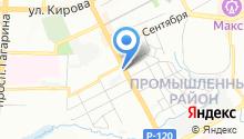 АвтоКорт на карте