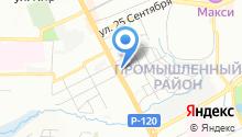 MEGA-СУШИ-R на карте