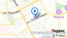SKM на карте