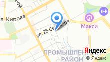Event Виктория BTL на карте