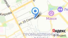 VIN-авто на карте