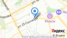GidraBox на карте
