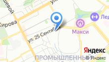 StreetLight на карте