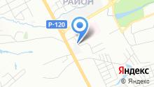 Авантаж Строй на карте
