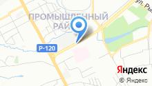 АвтоФьюжн на карте