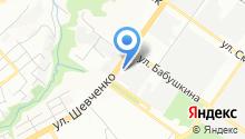 Автостэлс на карте