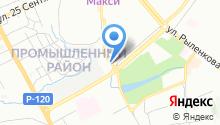 Автобум на карте
