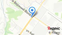 Involux на карте