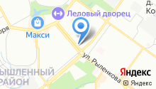 NITROSPORT на карте
