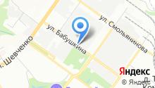 Авто Люкс на карте