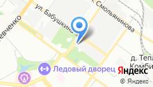 МВ Авто на карте