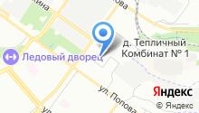 АВТОТЕХЦЕНТР ПИТ-СТОП ГРУЗОВОЙ на карте