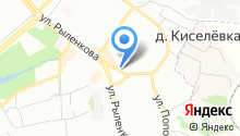 LoganMarket.ru на карте