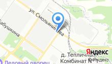Алькоммаркет на карте