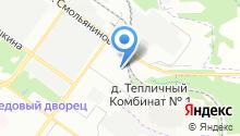 Степыкин на карте