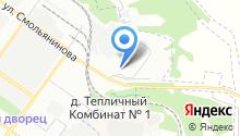 NovatoX на карте