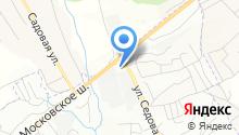 АВТО-ГРУЗОПЕРЕВОЗКИ ПО РОССИИ на карте